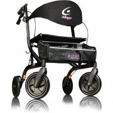 Airgo® eXcursion Rollator X20 - Black Pearl