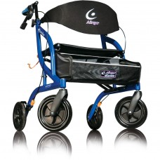 Airgo® eXcursion Rollator XWD - Pacific Blue