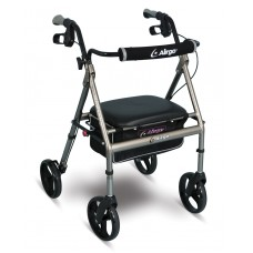 Airgo® Adventure-Eight Rollator- Titanium