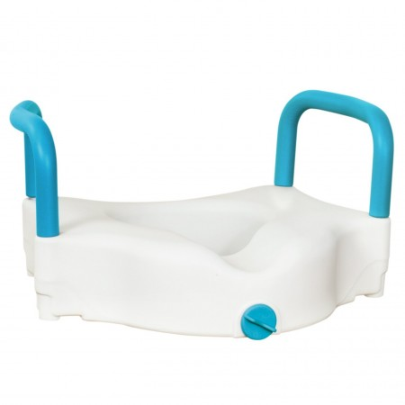 AquaSense® 3-in-1 Raised Toilet Seat