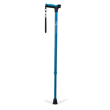 Hugo® Derby Handle Cane - Aquamarine
