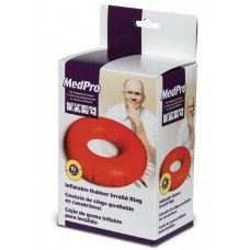 MedPro® Inflatable Rubber Invalid Ring (40.6 cm Diameter)