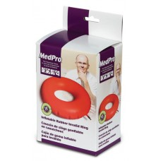 MedPro® Inflatable Rubber Invalid Ring (45.7cm Diameter)