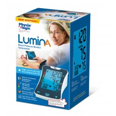 Physio Logic LuminaA Blood Pressure Monitor with Universal SizeArm Cuff