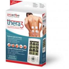 ProActive 'Thera3' TENS 3-in-1 Physiotherapy Device