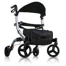 SPACElite4.5 Supa-light-weight Rollator Silver