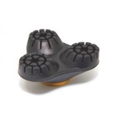 SPACElite Cane All-in-One, Quad Swivel Foot