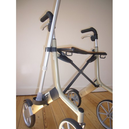 TrustCare® Cane/Cructh Holder Accessory for - Let's Go Out Rollator