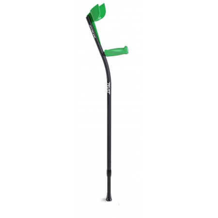 TrustCare® Let'sTwist Again Crutches, Pair - Green